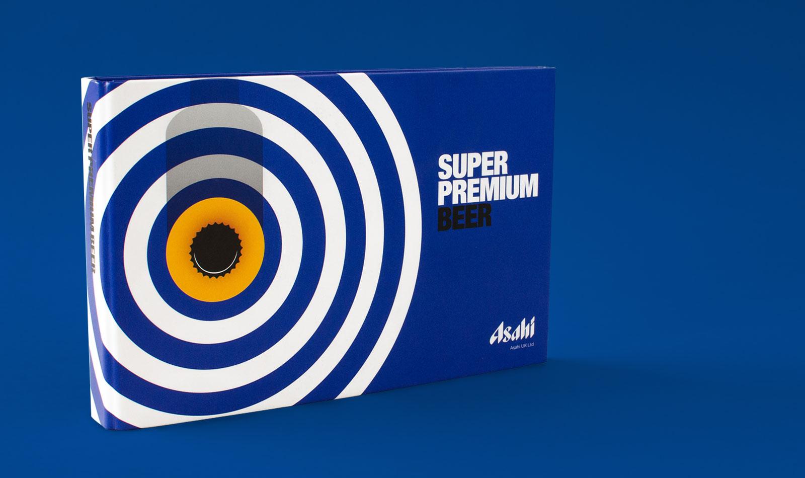 Asahi Premium Beer manual