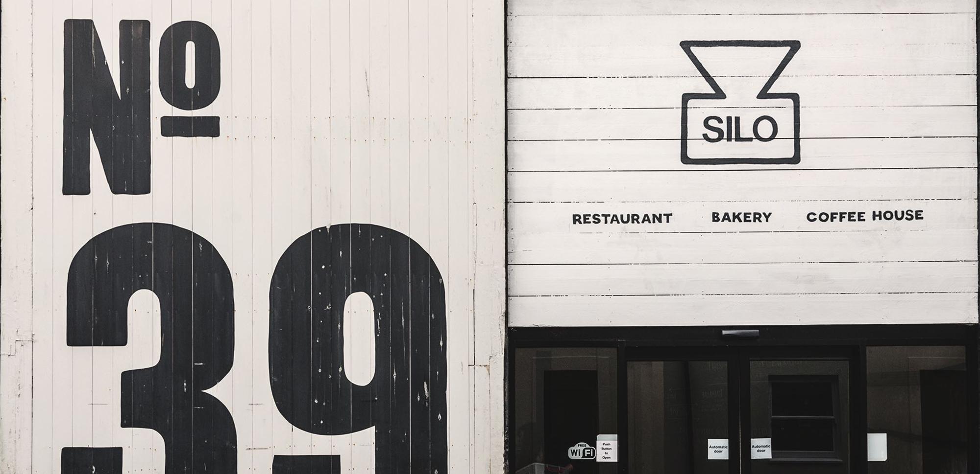 Taste Changers-Silo restaurant front door