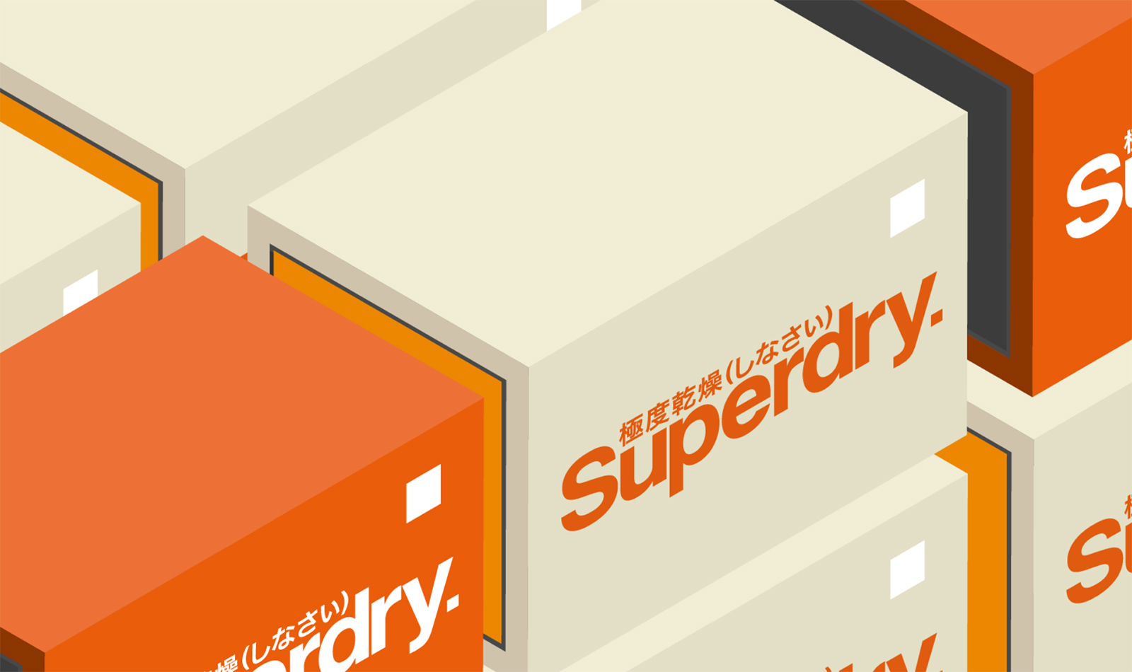 Superdry infographics
